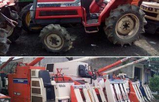thu mua máy móc nông nghiệp