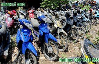 thu mua xe đạp xe máy cũ