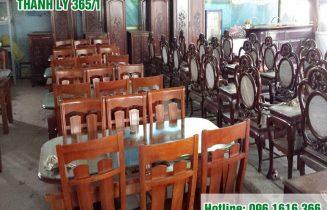 thu mua bàn ghế cũ tại hà nội