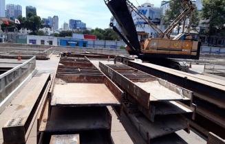 thu mua sắt phế liệu công trình