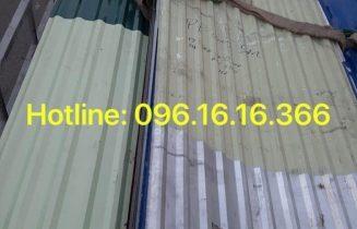 Mua bán tôn cũ tại Hà Nội